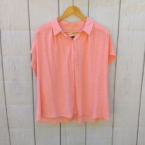 Universal Thread coral top